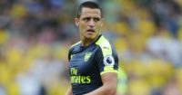 Alexis Sanchez: Should be fit for Old Trafford trip