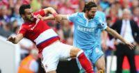 Joe Allen: Departed Liverpool this summer