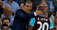Andre Ayew: Subbed off at Chelsea