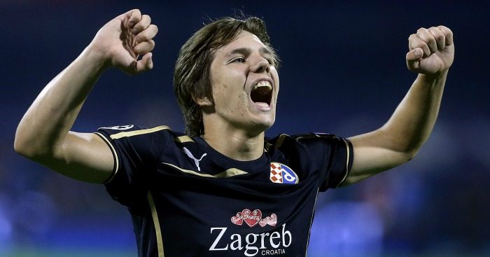 Ante Coric: Tipped to sign for Liverpool