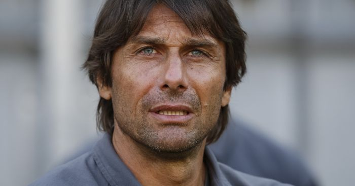 Antonio Conte: Transfer market is 'crazy'
