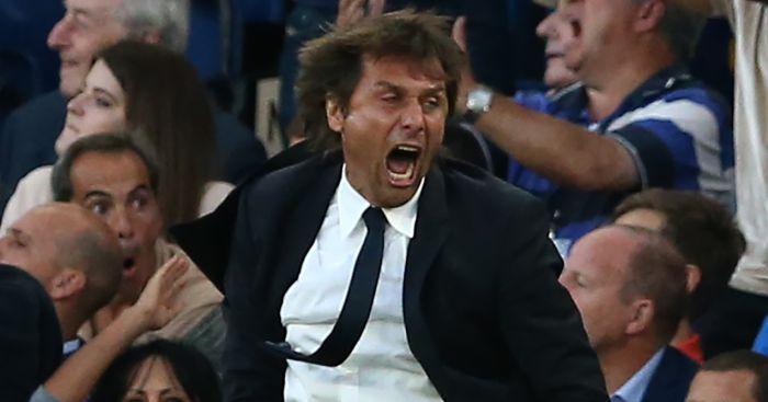 Antonio Conte: Bemoans 'crazy' transfer prices