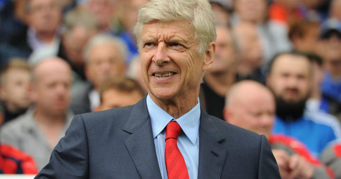 Arsene Wenger: 'Close' to a new signing