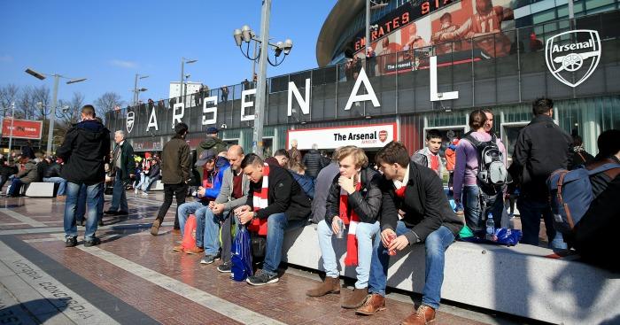 Emirates Stadium: Arsenal host Tottenham