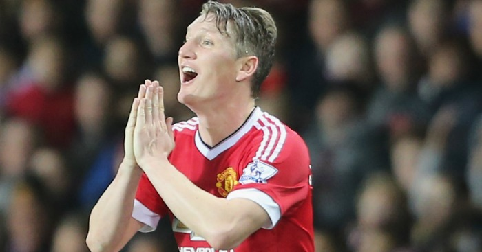 Bastian Schweinsteiger: Back in the fold for United