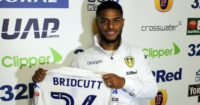 Liam Bridcutt: Signs two-year deal with Leeds