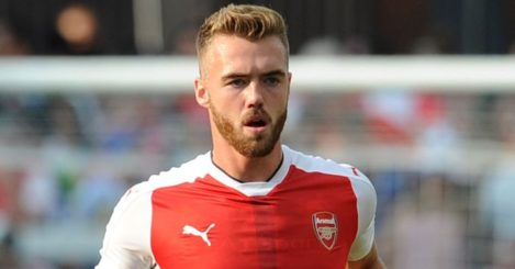 Calum Chambers: Set to leave Arsenal on loan