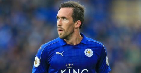 Christian Fuchs: Linked with Liverpool switch
