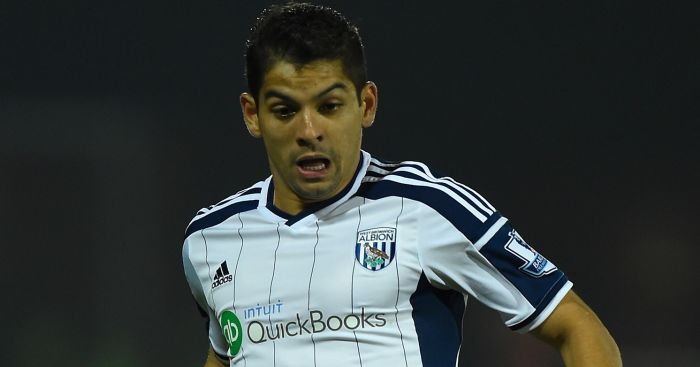 Cristian Gamboa: joins forces with Brendan Rodgers