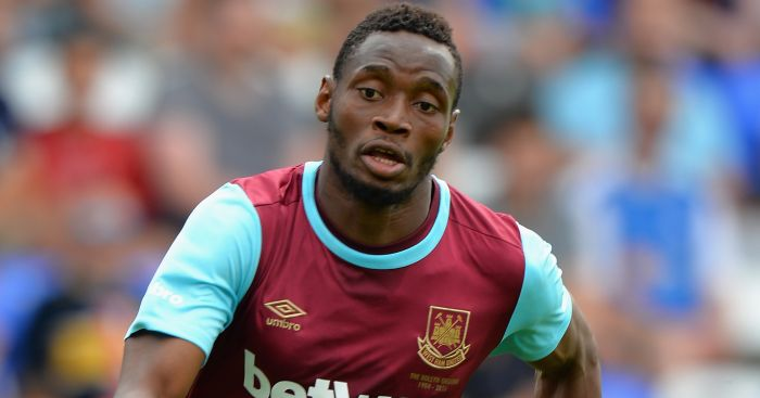 Diafra Sakho: Struggling for match fitness
