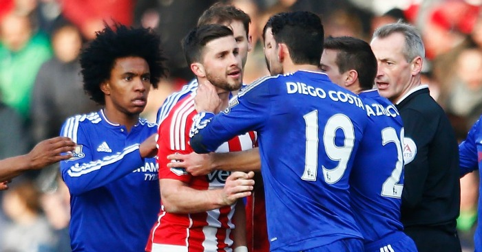 Diego Costa & Shane Long: One is the PL's 'dirtiest' forwards