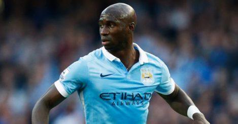 Eliaquim Mangala: Leaves Man City on loan