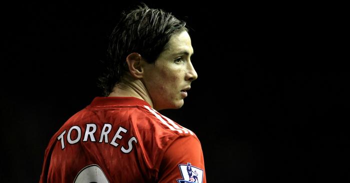 Fernando Torres: Accused Liverpool