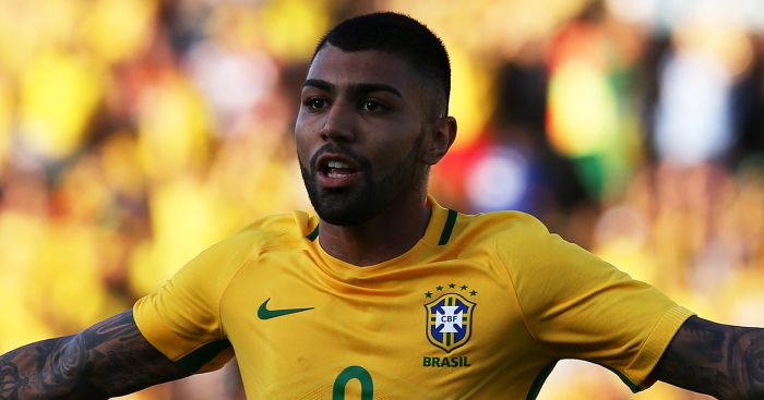 Gabriel Barbosa: Chose Inter Milan