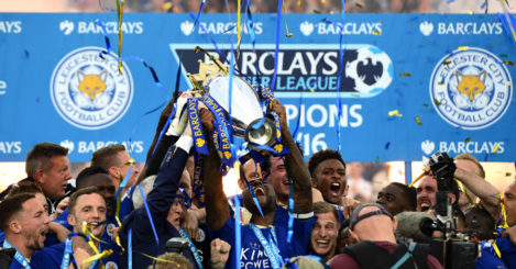 Leicester City: Enjoy their crowning moment