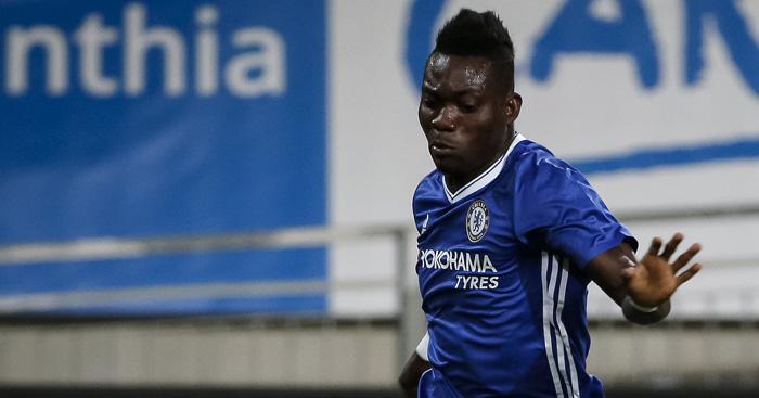 Christian Atsu: Hoping to impress in Championship