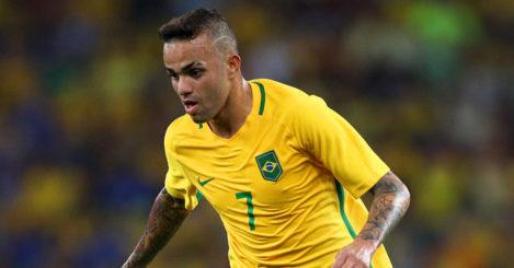 Luan: Liverpool or Man Utd for Gremio striker?