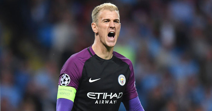 Joe Hart: Heading for City exit