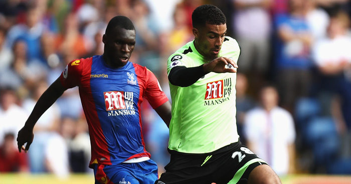 Christian Benteke: League debut for Palace in draw