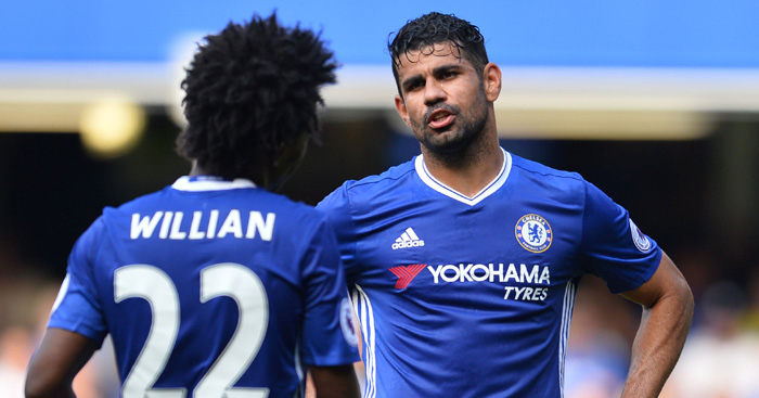 Diego Costa: Pined for Atletico return