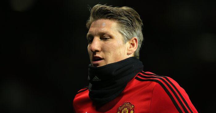 Bastian Schweinsteiger: Told to resolve future