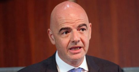 Gianni Infantino: Wants to extend World Cup