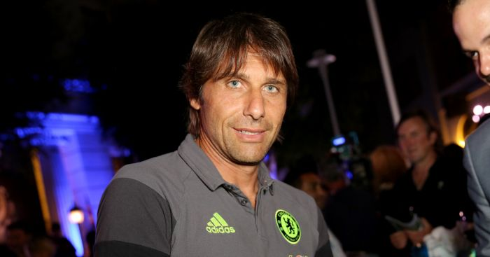 Antonio Conte: Has high hopes for new players