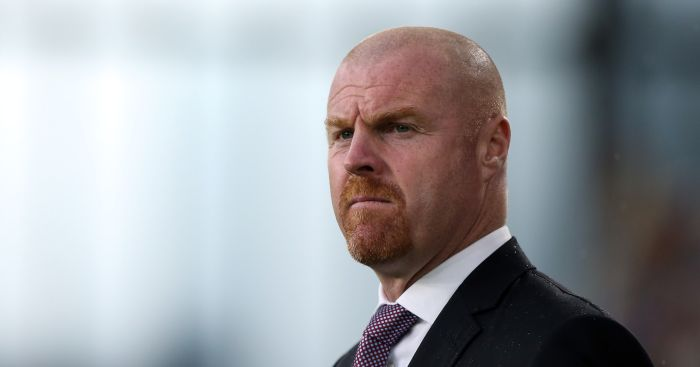 Sean Dyche: Unhappy with decisions