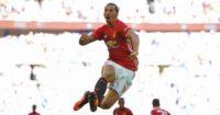 Zlatan Ibrahimovic: Promising start to Man Utd career