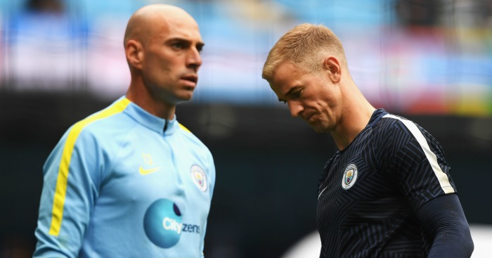 Joe Hart: Looking for a loan