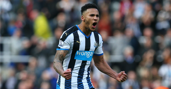 Jamaal Lascelles: Defender named captain by Rafa Benitez