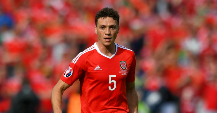 James Chester: Signs four-year deal with Villa