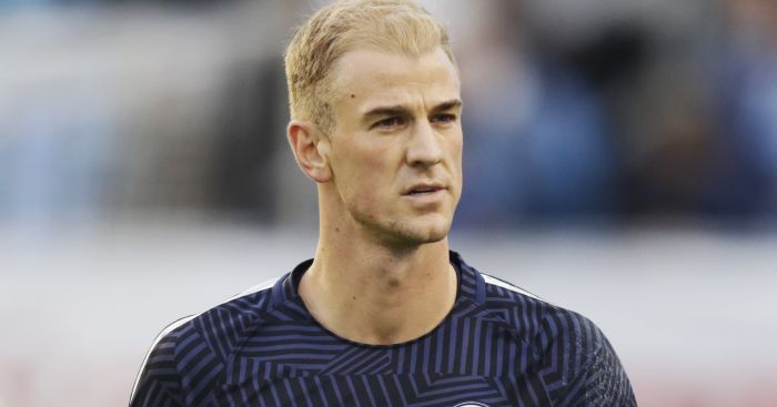 Joe Hart: Could play in Champions League