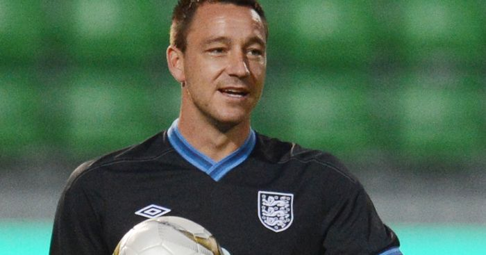 John Terry: Could make shock England return