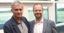 Jose Mourinho: Publicly praises Ed Woodward