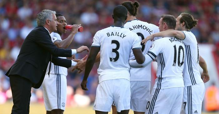 Jose Mourinho: Bringing the belief back at Man Utd