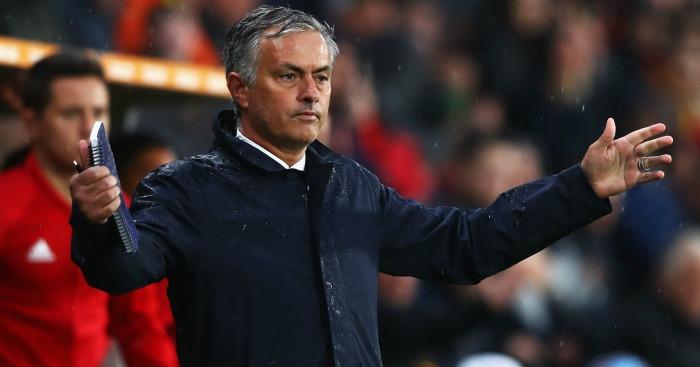 Jose Mourinho: On a run of three straight defeats