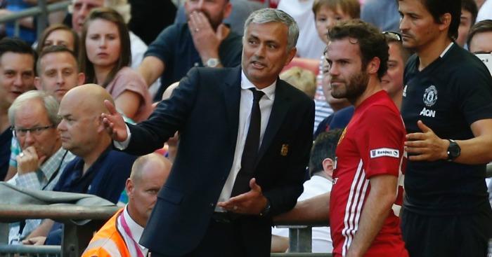 Jose Mourinho: Manager sold Juan Mata at Chelsea