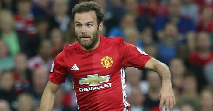 Juan Mata: Linked with Valencia return