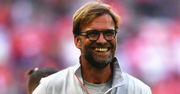 Jurgen Klopp: Celebrates a year in charge this week