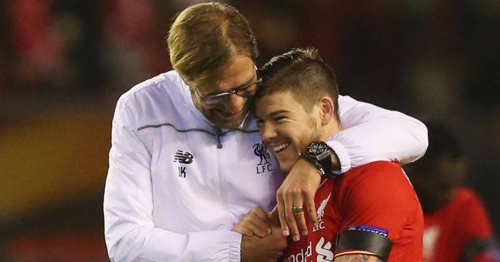 Jurgen Klopp: Puzzled by continued Moreno criticism