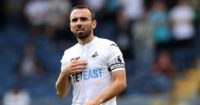 Leon Britton: Agrees new Swans deal