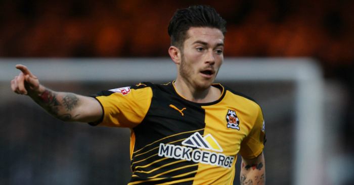 Lewis Page: Joins Coventry in loan spell