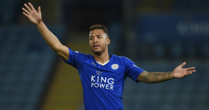 Liam Moore: Defender out of the picture at Leicester