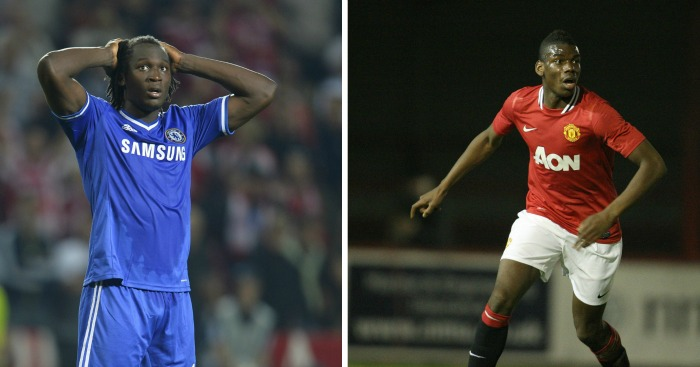 Lukaku & Pogba: Could return to former clubs