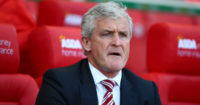 Mark Hughes: Believes Stoke can do better than ninth
