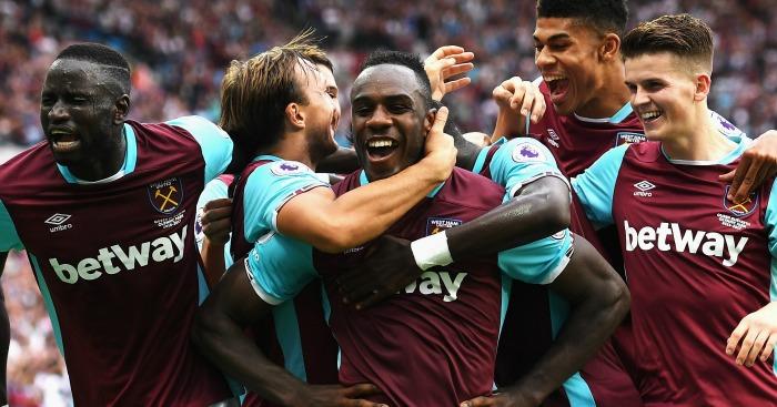 Michail Antonio: Called into the England squad