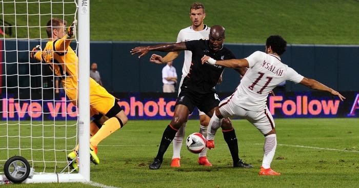 Simon Mignolet: Played second half against Roma