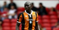 Mohamed Diame: Midfielder in pre-season action