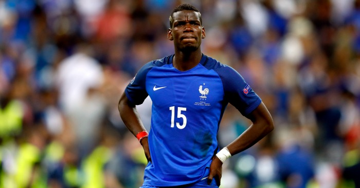 Paul Pogba: Can shine in deep midfield for Manchester United